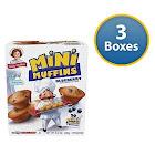 Little Debbie Blueberry Little Muffins, 8.27 oz (Pack of 3)