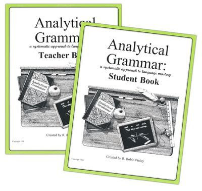 Analytical Grammar Review