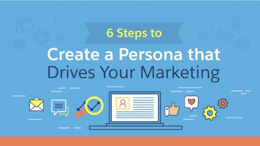 6 Steps to Create a Persona that Drives Your Marketing [Infographic]