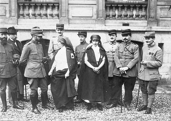 Guillaume Apollinaire en 1916
