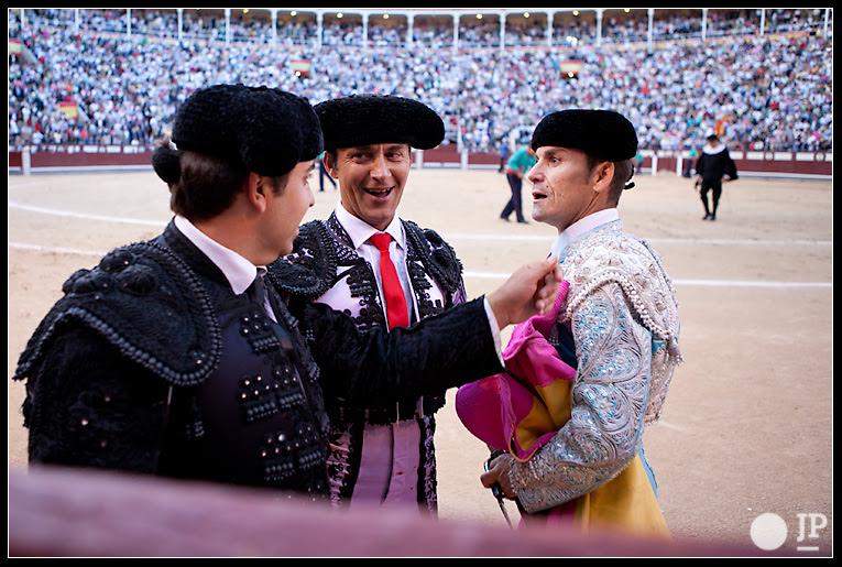 Banderilleros de Cesar Jiménez