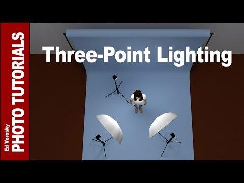 2 分半鐘認識經典的三點打燈法 (Three-point lighting) 三點打燈 (或曰佈光 / 打光) 是非常經典的打燈方式,以主光 ...