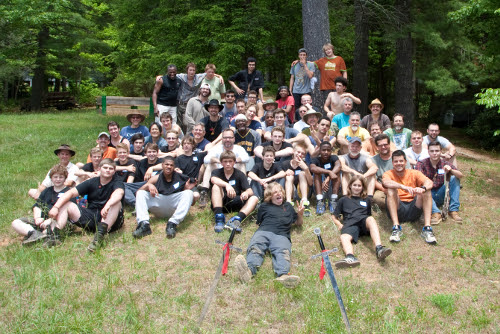 Journeymen Spring ROPAW Initiated Largest Group of New Young Men