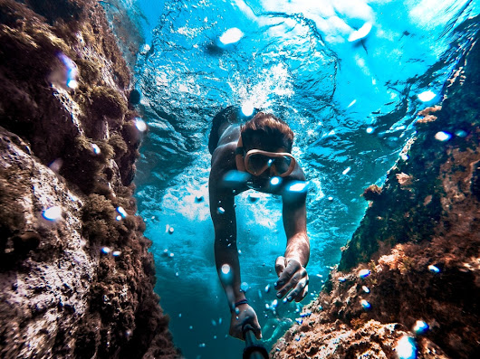 Top 10 Dive Sites Around The World - High Style Life