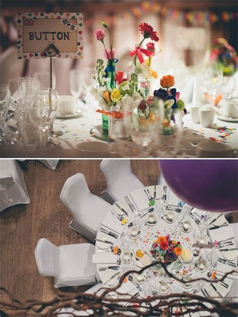1000  ideas about Rainbow Wedding Decorations on Pinterest