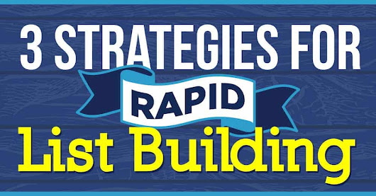 #42: Three Strategies to Rapid List Building - Amy Porterfield