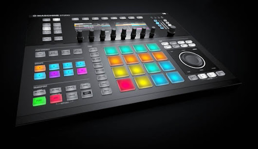 Maschine Amplified Funk Expansion - DJBooth