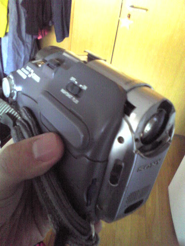 My camcorder (2005-2009)