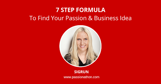 FREE VIDEO SERIES: Find Your Passion & Business Idea