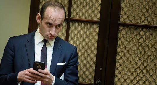 Stephen Miller is an Immigration Hypocrite. I Know Because I'm His Uncle. - POLITICO Magazine