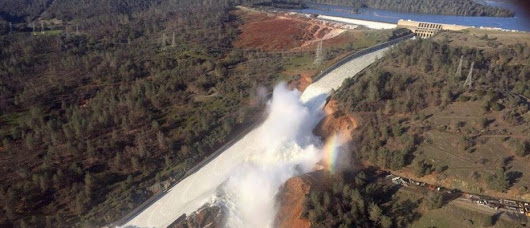 The Media Is Already Linking Oroville Dam Disaster To Global Warming