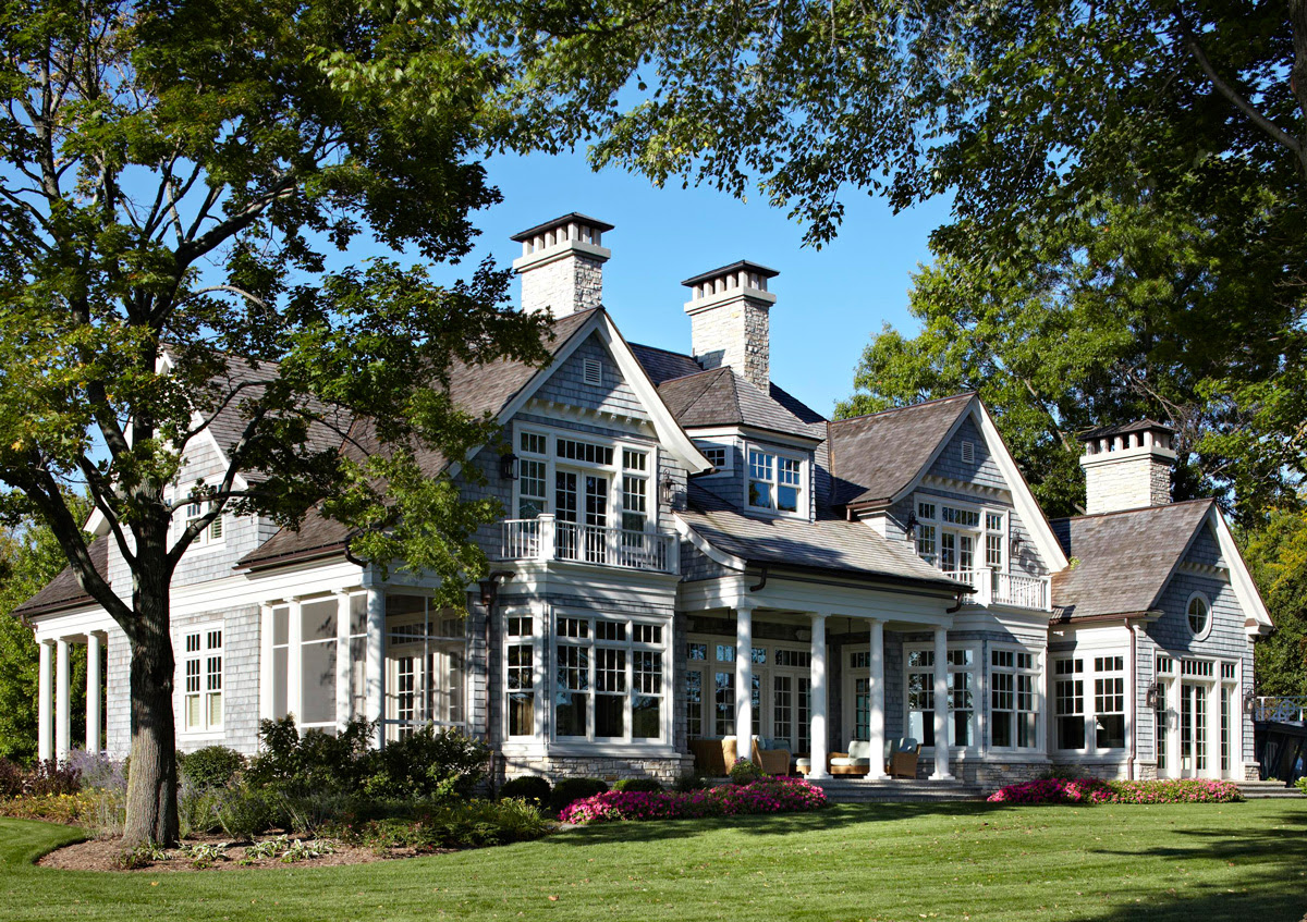 Chicago Home with Southern Roots  Traditional Home
