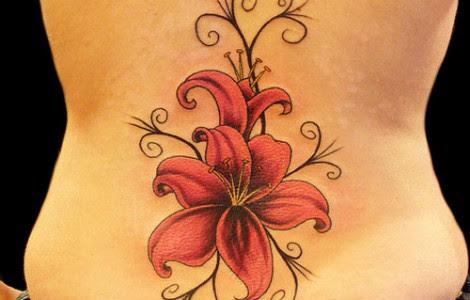 Calla Lily Flower Tattoos Tattoos Designs Ideas