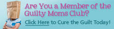 Cure the Mommy Guilt - My Memories Suite digital scrapbooking software