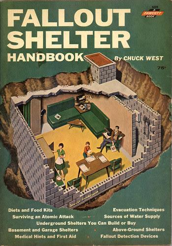 Fallout Shelter Handbook: Cover