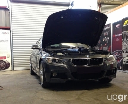 Datenblatt: BMW 325d up1 F30 F31 F34 F80 (10/11-) upgraded automotive group - Chiptuning, Kraftstoffoptimierung