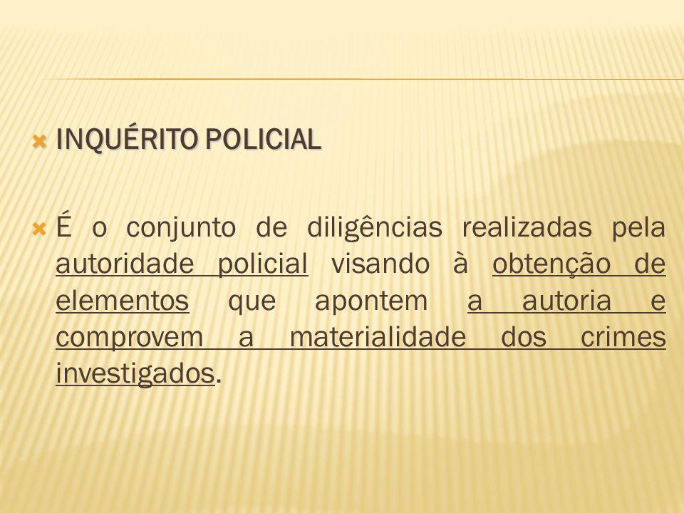 Resultado de imagem para Inquérito policial