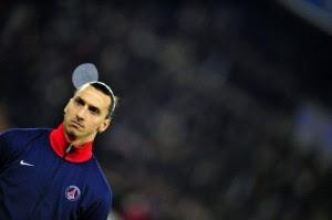 Zlatan Ibrahimovic , PSG - @Icon Sport