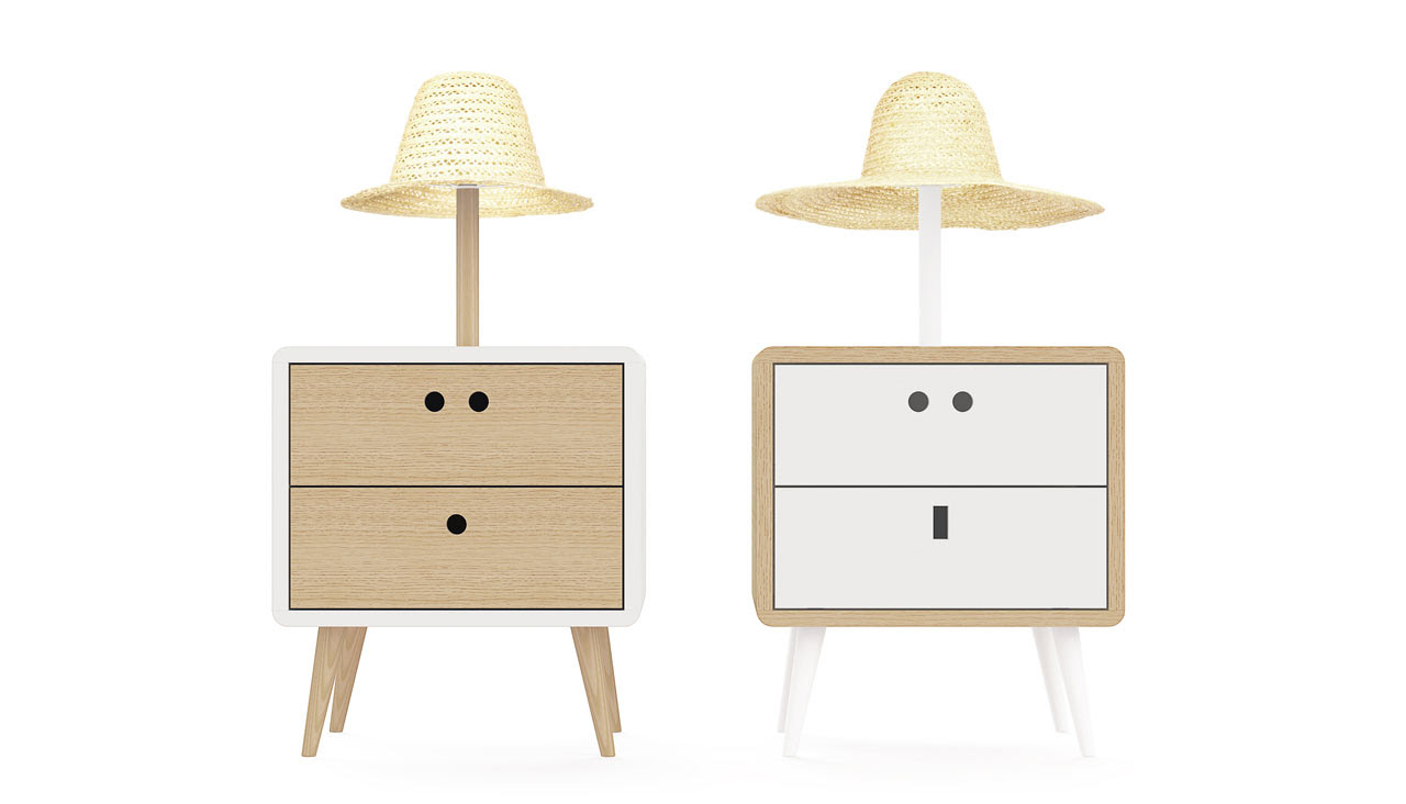 DAM: Furniture Combining Tradition and Modernity