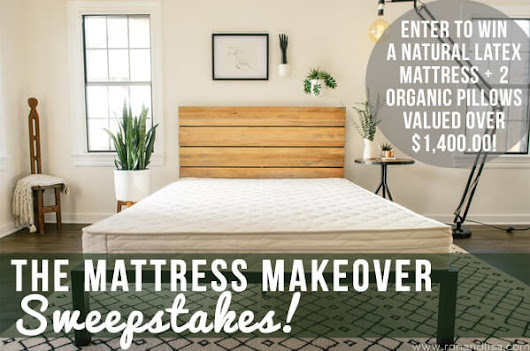 The Mattress Makeover Sweepstakes!