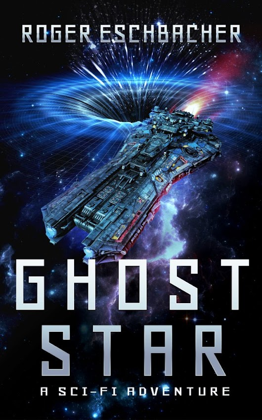 Independent book review: 5* for Ghost Star - THE WRITTEN WORD