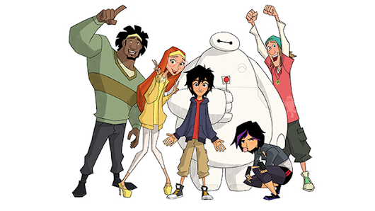 New Details About the Big Hero 6 Cartoon Confirm Most of the Cast Is Back