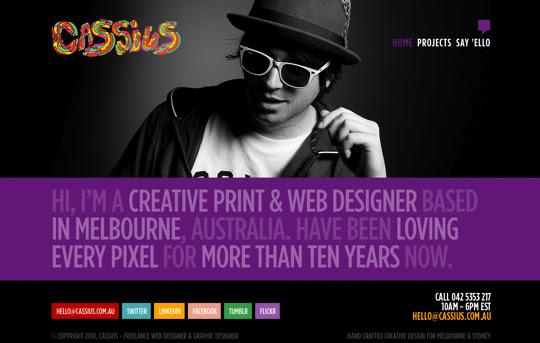 darksites27 50 Diseños web oscuros para inspirarte