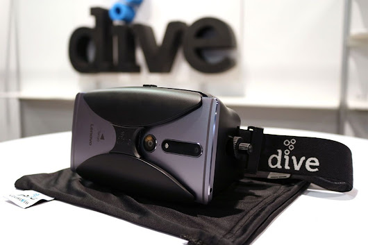 "Durovis on Twitter: ""Check out our new Durovis Dive 6 prototype - the first mobile VR device that is compatible with the Lenovo PHAB 2 Pro. #durovis #CES2017 #AR """