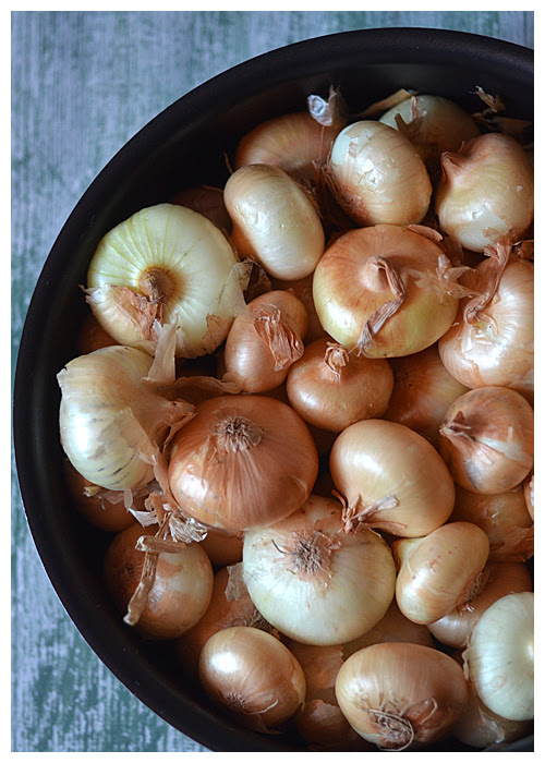 Borettane Onions© by Haalo