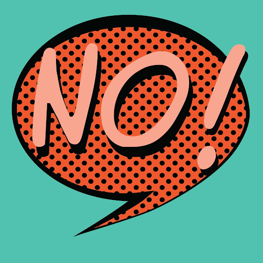 How To Say No - Joseph Lalonde