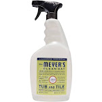 Mrs Meyers Clean Day Tub and Tile, Lemon Verbena Scent - 33 fl oz