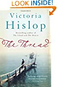The Thread by Victoria Hislop book cover