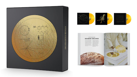 Voyager Golden Record: 40th Anniversary Edition
