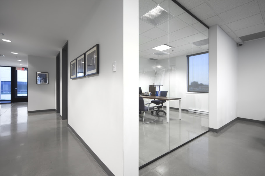 Efficient architecture design at the Fournitures Select building, Dorval, Montreal « Adelto Adelto