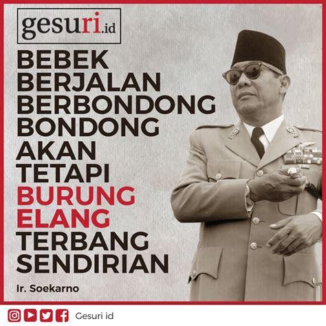 quotes soekarno