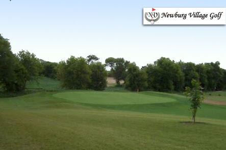 $9 for 9 Holes with Cart at Newburg Village Golf Club in Cherry Valley near Rockford ($24 Value. Good Any Day, Any Time until August 10, 2015.)