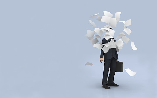 Paperwork is Costing You Way More Than You Think - Centriworks | Professional Services | Advanced Business Technology Hardware and Software Solutions
