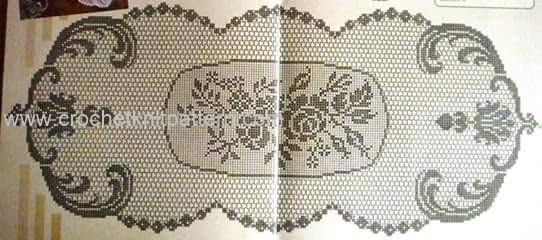 Home Decor Crochet Patterns Part 8   Beautiful Crochet Patterns and Knitting Patterns