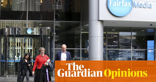 Nine's Fairfax takeover shows the Australian media industry is in the fight of its life | Katharine Murphy | Media | The Guardian