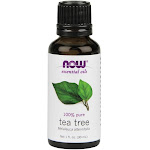 Now Essential Oils Tea Tree 100% Pure 1 fl oz
