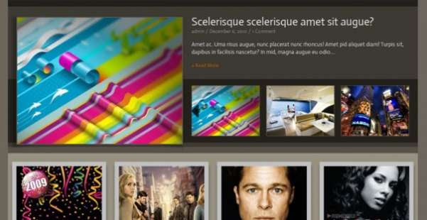 Nobeliumful  Magazine WordPress Theme