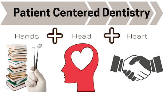 My Journey to Patient Centered Dentistry