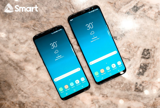 Samsung Galaxy S8 and S8+ will soon be available via Smart Postpaid