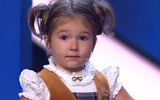 Watch: This 4-year-old Russian girl speaks 7 languages fluently, stuns judges and audiences alike