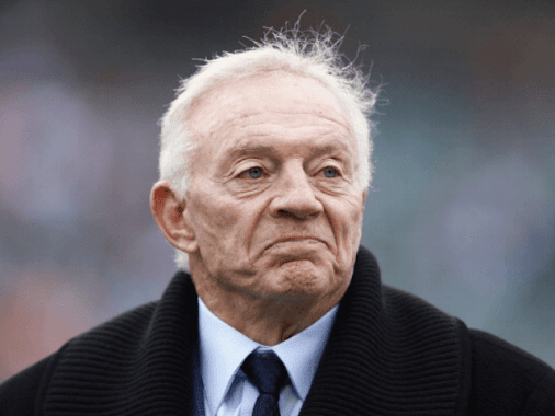 #NFL #Jerry #Jones #Cowboys #left #leftists #left-wing #liberal #progressive #radicals #anti-american...