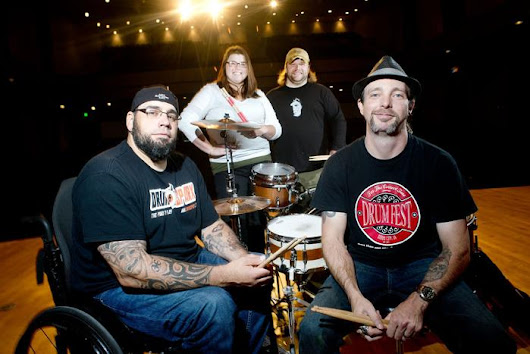 Don't that beat all: Drum Fest expands its mission with big year-end celebration