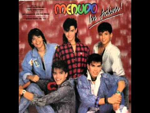 Menudo - Come Back To Me