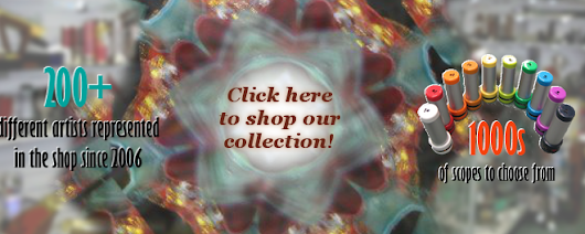 Kaleidoscope Shop  - Collectable kaleidoscopes & unique gifts