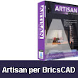 Artisan - Render professionale in BricsCAD