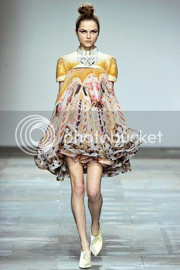 Mary Katrantzou fall winter 2012/13 show